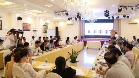 """KICK-OFF WORKSHOP OF THE PROJECT """"HEALTHY MARKETs"""" AND """"USAID ENHANCED COMMUNITY HIV LINK- SOUTHERN PROJECT"""" 2020 IN DONG NAI PROVINCE"""