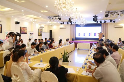 "KICK-OFF WORKSHOP OF THE PROJECT ""HEALTHY MARKETs"" AND ""USAID ENHANCED COMMUNITY HIV LINK- SOUTHERN PROJECT"" 2020 IN DONG NAI PROVINCE"